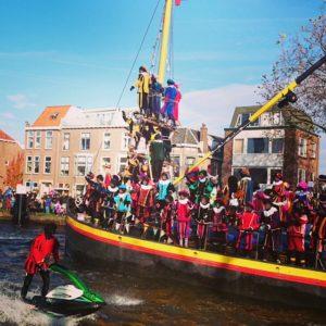 Sinterklaas intocht Delft