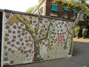 mosaic delft