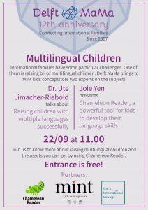 Multilingual Children @ Mint kids conceptstore