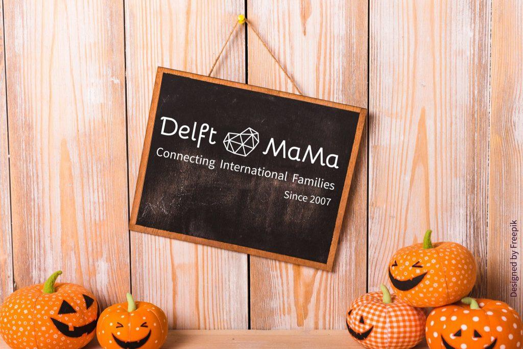 Delft MaMa Halloween